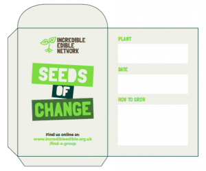 Seeds of change packet